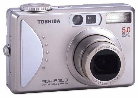 Фотоаппарат Toshiba PDR-5300