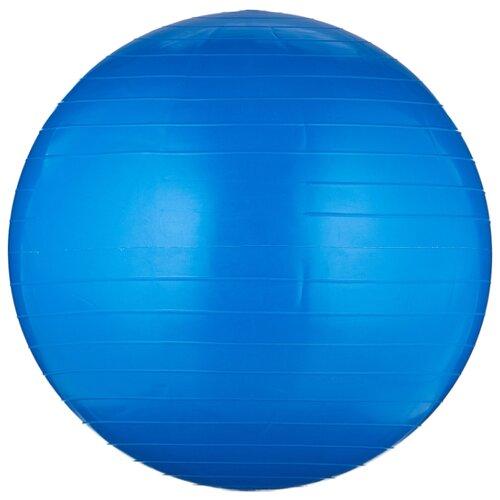 Фитбол Indigo IN001, 55 см голубой