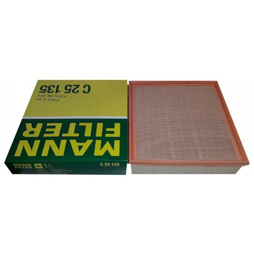 Воздушный фильтр MANNFILTER C25135