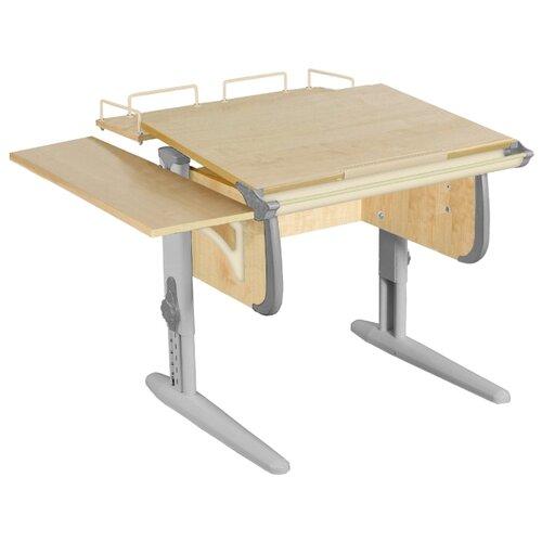 Купить Стол ДЭМИ White-Стандарт СУТ-24-02 100x82 см клен/серый/серый, Парты и столы