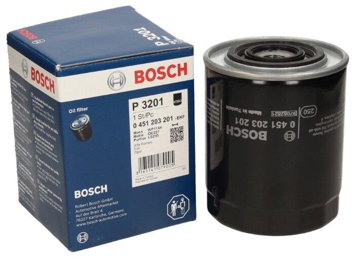 Масляный фильтр BOSCH 0451203201