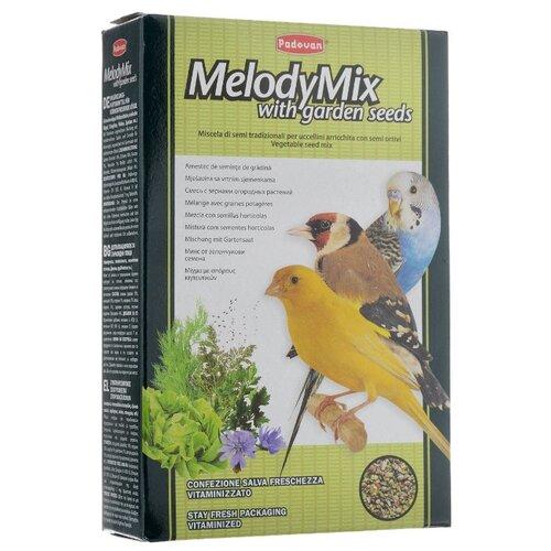 Padovan корм MelodyMix для зерноядных птиц 300 г