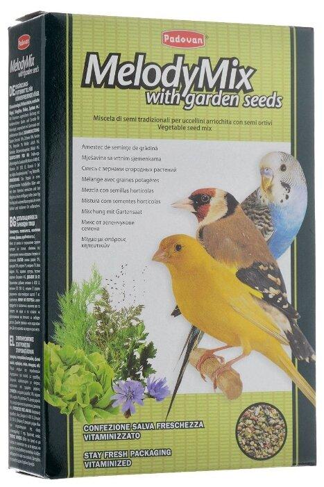 Padovan корм MelodyMix для зерноядных птиц