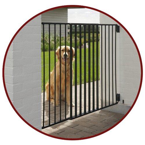 Перегородка-дверь DOG BARRIER 84-154см регулируемая