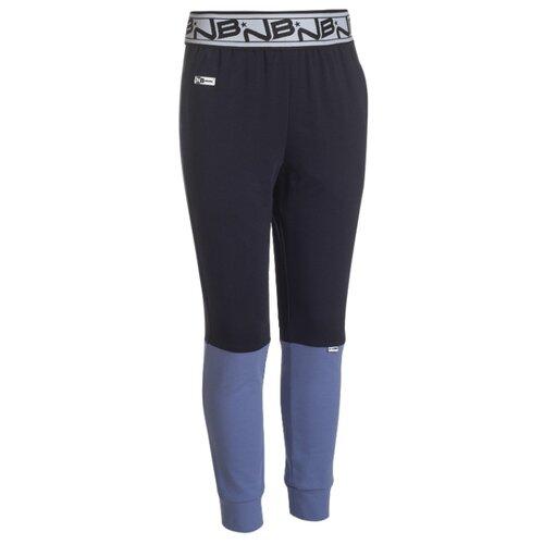 Купить Спортивные брюки Nota Bene размер 140, темно-синий, Брюки