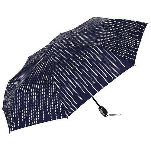 Фото - Женский зонт складной Doppler, артикул 7441465GL02, модель Glamour мужской зонт трость doppler артикул 71963dmas спицы из фибергласа купол 130 см вес 350 грамм