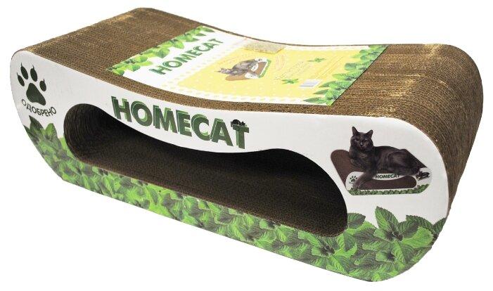 Когтеточка Homecat Мятная волна большая 61