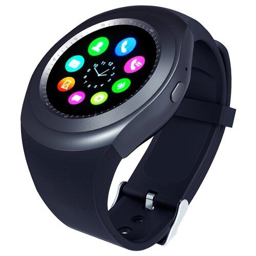 Часы Smarterra SmartLife R черный часы smarterra smartlife vega
