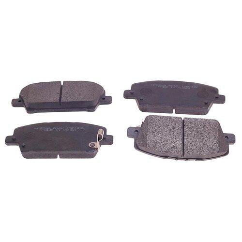Фото - Дисковые тормозные колодки передние HONG SUNG BRAKE HP5269 для Honda Civic (4 шт.) дисковые тормозные колодки передние ferodo fdb4446 для mazda 3 mazda cx 3 4 шт