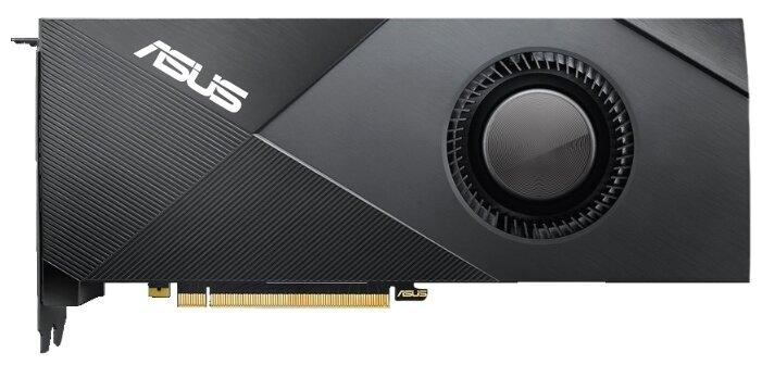 Видеокарта ASUS TURBO GeForce RTX 2070 SUPER 1605MHz PCI-E 3.0 8192MB 14000MHz 256 bit 3xDisplayPort