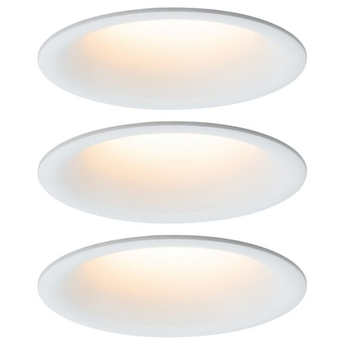 Встраиваемые светильники Cymbal Coin warmdim LED 3x_W ws mt 93419