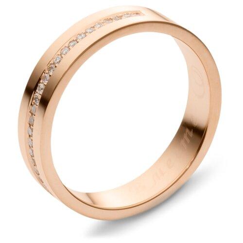 Эстет Кольцо с 30 бриллиантами из красного золота 01О610229, размер 22 эстет кольцо с 30 бриллиантами из красного золота 01о610229 размер 22