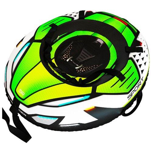 Тюбинг Small Rider Snow Tubes 4 Asteroid Sport 115х95 см зеленый по цене 1 390