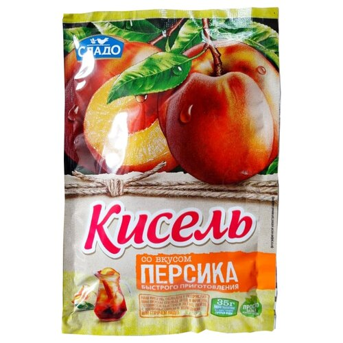 Кисель Сладо Персик 35 г