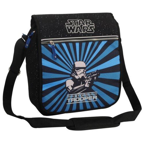 Купить Школьная сумка ErichKrause Star Wars (40751) черный, Школьные сумки