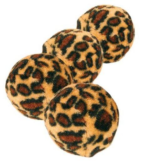 Мячик для кошек TRIXIE Leopard Print (4109)