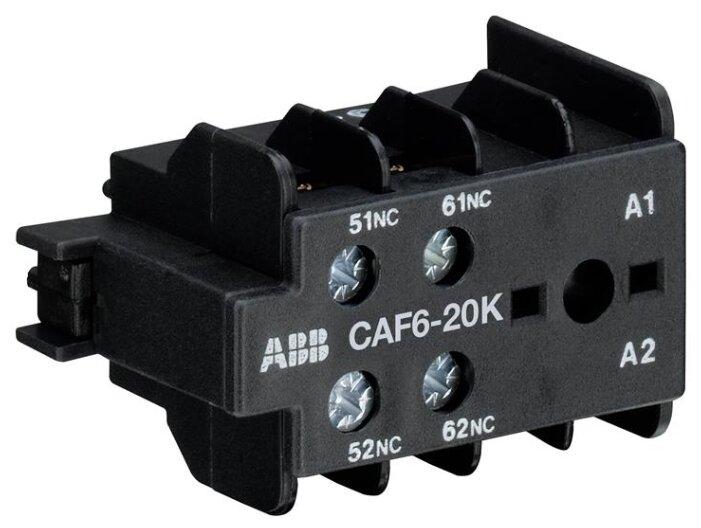 Блок вспомогательных контактов ABB GJL1201330R0005