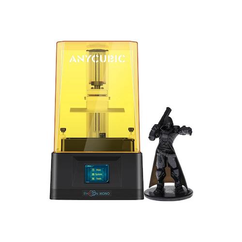 Скоростной и высокоточный 3D принтер нового поколения Anycubic Photon Mono