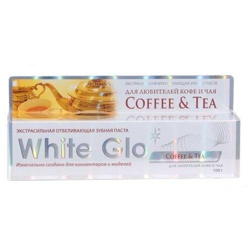 цена на Зубная паста White Glo Для любителей кофе и чая, 100 г