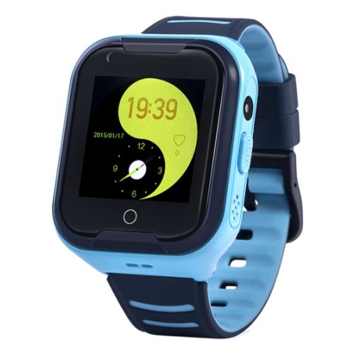 Детские умные часы c GPS Smart Baby Watch KT11 синий/голубой детские умные часы c gps smart baby watch kt03 голубой синий