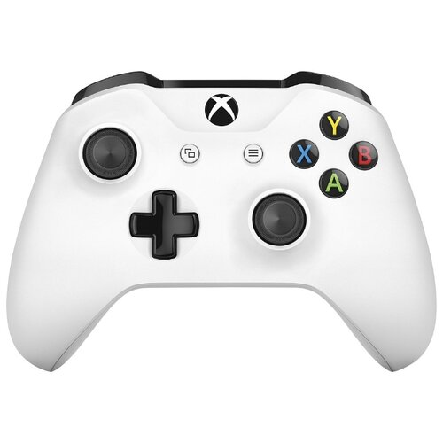 Геймпад Microsoft Xbox One Controller белый