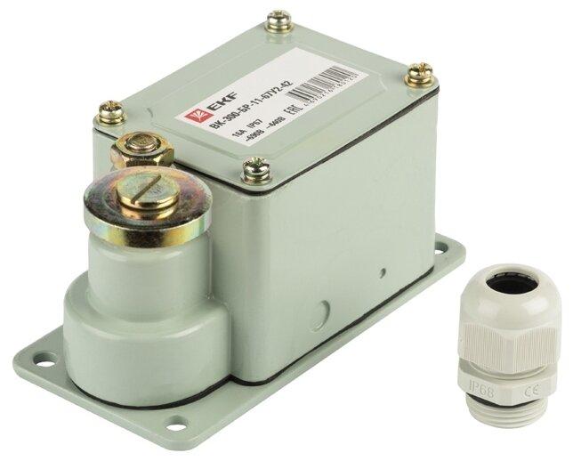 Концевой выключатель/переключатель EKF ВК-300 БР11-67У2-42