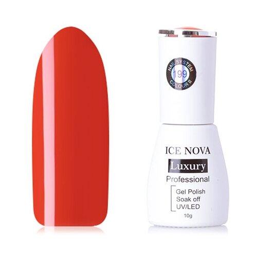 Купить Гель-лак для ногтей ICE NOVA Luxury Professional, 10 мл, 199