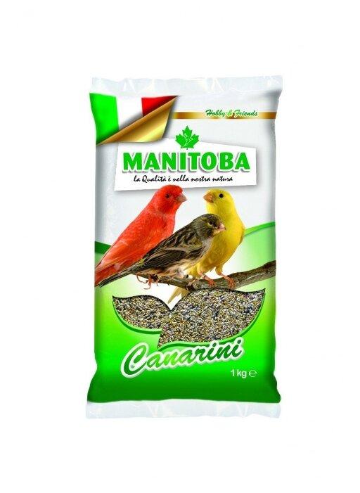 Manitoba корм Canarini для канареек