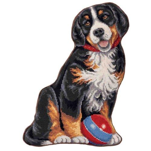 Купить PANNA Набор для вышивания Подушка. Мой щенок 32 х 42 см (PD-7022), Наборы для вышивания