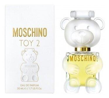 Парфюмерная вода MOSCHINO Toy 2