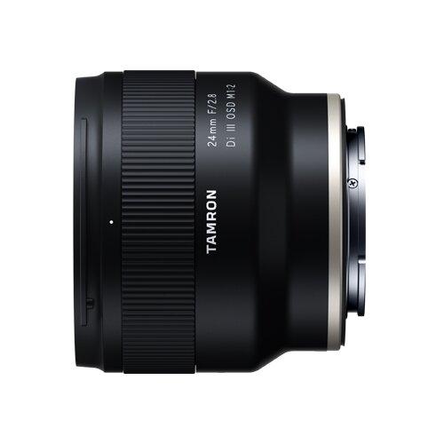 Фото - Объектив Tamron 24mm F/2.8 Di III OSD (F051) черный объектив tamron 35mm f 2 8 di iii osd f053 черный