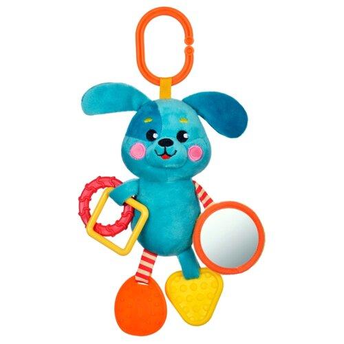 Купить Подвесная игрушка Жирафики Щенок (939538) голубой, Подвески