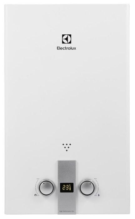 Проточный газовый водонагреватель Electrolux GWH 10 High Performance Eco — купить по выгодной цене на Яндекс.Маркете