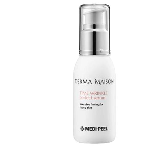 Купить MEDI-PEEL Derma Maison Time Wrinkle Perfect Serum Лифтинг сыворотка с пептидами для лица, 50 мл