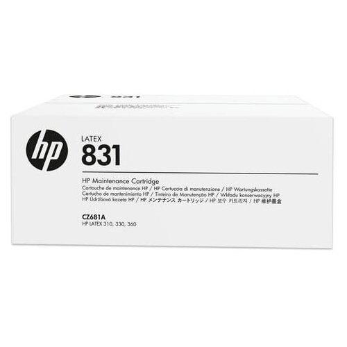 Фото - Картридж для обслуживания плоттера HP (CZ681A) HP Latex 310/330/360/370, №831, оригинальный картридж hp cr334a 881 для hp latex черный