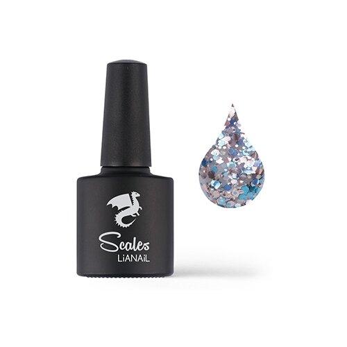 Фото - Гель-лак для ногтей Lianail Scales, 10 мл, Ice dragon гель лак для ногтей lianail party 10 мл звезда r'n'b
