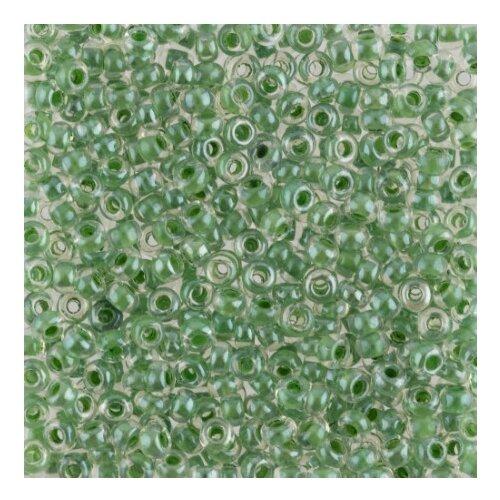 Купить Бисер круглый 5 10/0 Gamma , 50 грамм, цвет: E432 (38657), Фурнитура для украшений