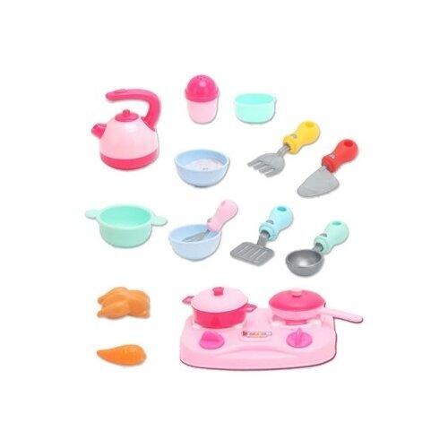 Игровой набор Zhorya ZY1062663 розовый/зеленый/голубой