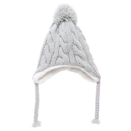 Шапка Chicco размер 006, серый шапка chicco размер 006 темно синий