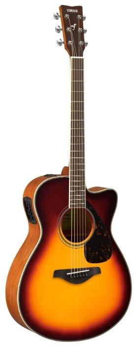 Электроакустическая гитара Yamaha FSX820CBS