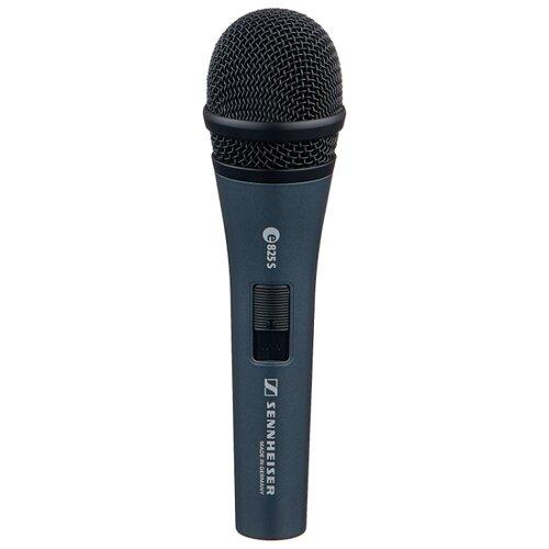 Микрофон Sennheiser E 825-S, черный