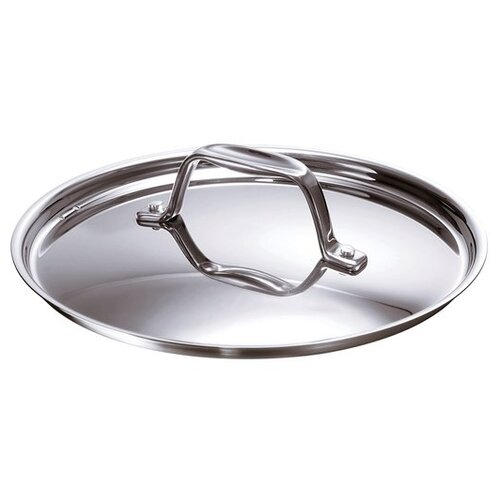 Фото - Крышка Beka нержавеющая сталь 12069180, 18 см серебристый крышка beka стеклянная cristal 13119284 28 см прозрачный серебристый