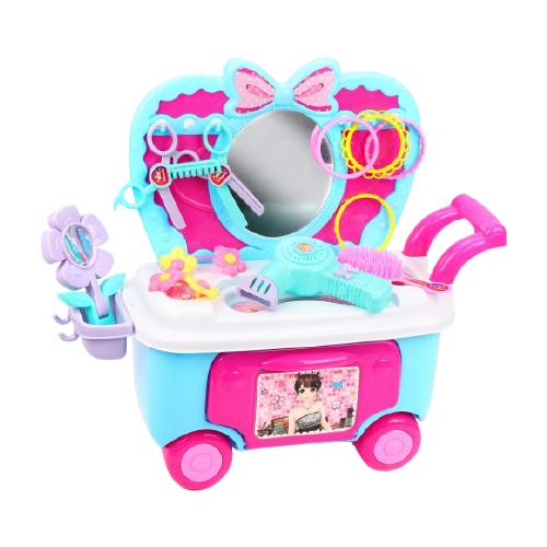 Купить Туалетный столик Наша игрушка 641548, Играем в салон красоты
