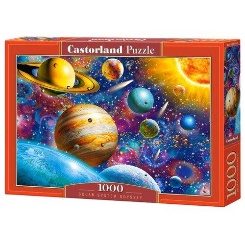 Купить Пазл Castorland Solar System Odyssey (C-104314), 1000 дет., Пазлы