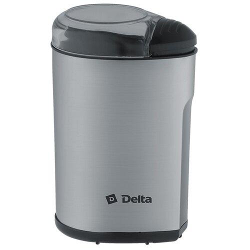 Фото - Кофемолка DELTA DL-92K, серебристый кофемолка