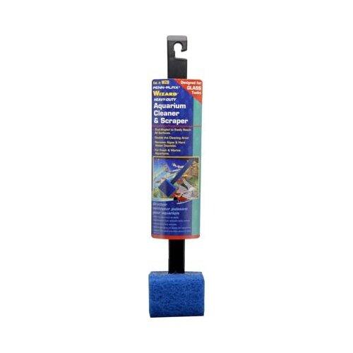 Скребок для аквариума Penn-Plax WZ8 1 шт. черный/синий