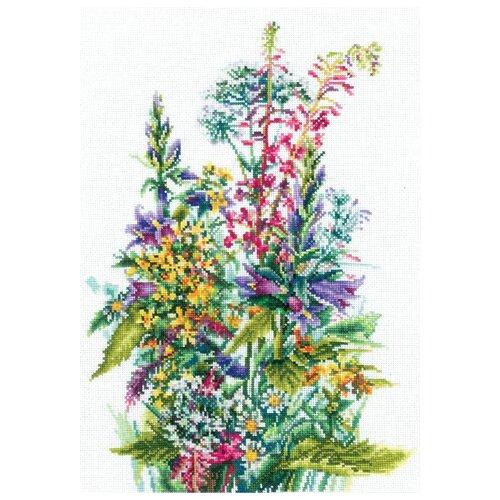Купить Сделай своими руками Набор для вышивания Полевые цветы 23 x 32 см (П-50), Наборы для вышивания