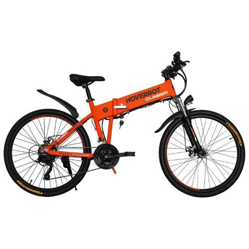 Электровелосипед HOVERBOT СВ-10 Climber (2019) оранжевый (требует финальной сборки)