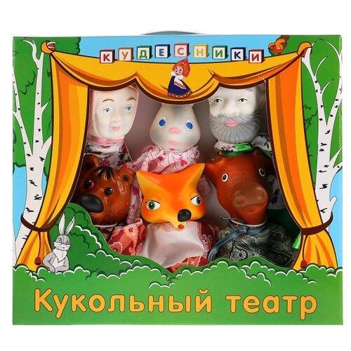 Купить Кудесники Кукольный театр Соломенный бычок (СИ-701)
