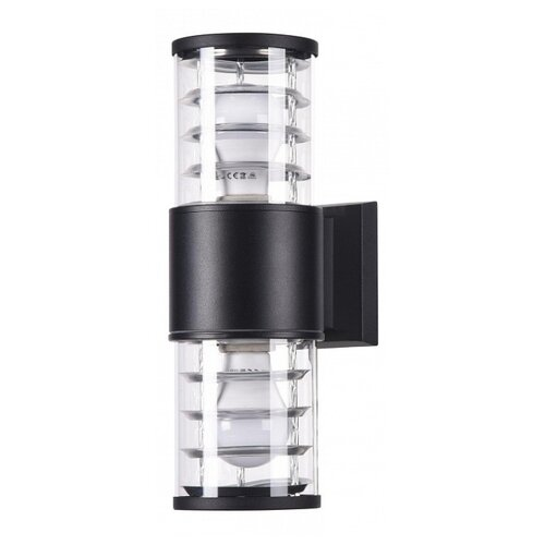 цена на MAYTONI Уличный настенный светильник Bronx O576WL-02B